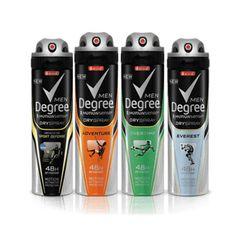 En Walgreens puedes conseguir una variedad seleccionada en los desodorante Degree Men Dry Spray a $5.49 en especial desde el 3/5-3/11. Com...