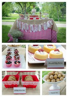 We Heart Parties: Party Information - Teddy Bear Picnic