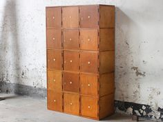 Vintage Storage Lockers Thumbnail