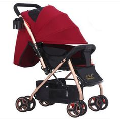 Bora shock baby stroller light the baby pushchair two-way buggiest bb trolley
