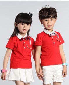 $23.66 (Buy here: https://alitems.com/g/1e8d114494ebda23ff8b16525dc3e8/?i=5&ulp=https%3A%2F%2Fwww.aliexpress.com%2Fitem%2FSummer-Uniform-Suits-New-School-Class-Boys-Girls-Kindergarten-Children-Clothing-Performs-Suits-Kids-Two-Pieces%2F32657920127.html ) Summer Uniform Suits New School Class Boys Girls Kindergarten Children Clothing Performs Suits Kids Two Pieces Clothing Set Bow for just $23.66