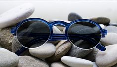 // CAVION COLLECTION // ELECTRIC Mazzucchelli acetate frame and Zeiss lenses  buy it on http://www.craftsmanchic.com/it/delirious/modello