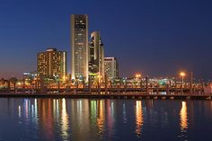 Corpus Christi, Texas.   I've seen this live, July 2006, with my wonderful family at Pier 99. Breathtaking sight.