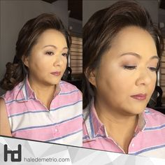 Lightly filled eyebrows, matte #tarteistpropalette eyeshadows and side ponytail for an afternoon #wedding. Did an #airbrush #makeup application for the foundation, contour and blusher on Miss Bongbong Tan 😊 . . . #HaleDemetrio #HD #hdmakeup #hairandmakeup #artist #CDO #bukidnon #gingoogcity #urbandecay #tarte #sephora #stilacosmetics #rcmanocolorpowder #neutralmakeup #neutraleyeshadow #chinita #filipina #beauty #airbrush #temptu #temptupro