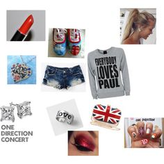 """One Direction Concert!"" by jona-guy on Polyvore"
