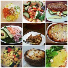 Voedingsdagboekje Sharetember week 2 - Groentje Gezond
