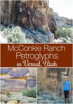 McConkie Ranch Petroglyphs Vernal Utah - one of my all-time favorite places to visit in the US. Here are 10 things you MUST know before you go!