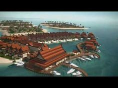 Must visit when the Shopping Festival is on.    The World Islands, are a collection of man-made islands shaped into the continents of the world, located off the coast of Dubai in the United Arab Emirates.