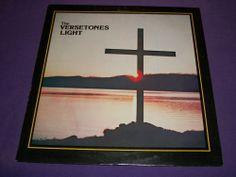 "The Versetones / Light - Baldwin CS8368 12"" Vinyl LP Record #SamKeeney York Pa. #Christian #Organ #Music #Album"
