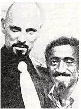 On June 6th, 1966 (6-6-66)--Anton LaVey Founded the Church of Satan:  Satanist Charles Manson was inspired by Anton LaVey.  Others, too, were inspired by LaVey, including Sammy Davis, Jr., became both a religious Jew and a practicing Satanist, joining LaVey's macabre congregation of devil cultists. Blonde bombshell Jayne Mansfield (above) also joined the cult, as did scores of other Hollywood and Las Vegas types.