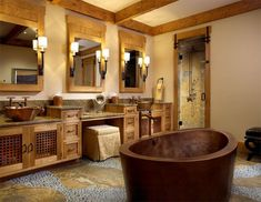 360 best Rustic Bathrooms images on Pinterest in 2018 | Rustic ... Rustic Bathroom Designs on rustic country cabin bathrooms, rustic stone bathrooms, rustic log cabin interiors, rustic countertops, outdoor bath towels with designs, rustic bedroom, rustic farmhouse bathrooms, rustic lighting, primitive bathrooms designs, bathtub designs, rustic living room, rustic looking bathrooms, rustic home, rustic style bathrooms, family room designs, rustic restaurant design, luxury master bedroom designs, rustic kitchens, rustic interior design, rustic shower enclosures,
