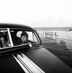 Bruce Springsteen in Asbury Park, NJ © Danny Clinch