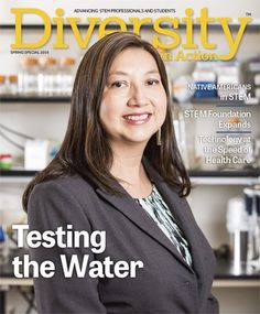 Diversity in Action Magazine - #fullSTEAMahead a proud media partner of technologyexpresso