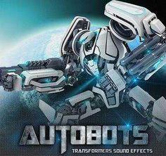 Autobots - Transformers Sound Effects WAV, WAV, Transformers, Sound Effects, Sound, SFX, Effects, Autobots, Magesy.be