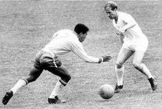"""Garrincha em um momento """"Assim se inventou o futebol"""""""