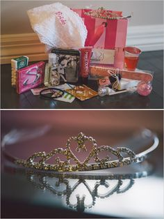 Sweet and Sexy Bachelorette gift bag ideas. See how you can throw a party for your bestie. www.weddingchicks...