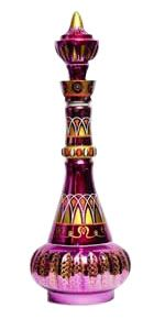 Second Season I Dream of Jeannie.  Jeannie Bottle Mullberry - Made out of Brass  Jeanniebottles.com