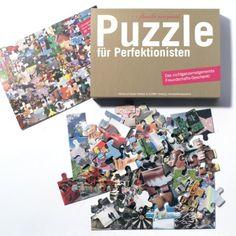 Puzzle FÜR PERFEKTIONISTEN (9,95 €)