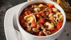 Tortellini & Sausage Stew