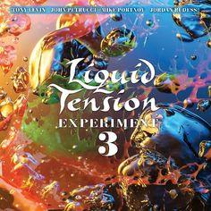 King Crimson, Dream Theater, Peter Gabriel, Rock Music, New Music, Soundtrack, Jordan Rudess, Album, Tony Levin