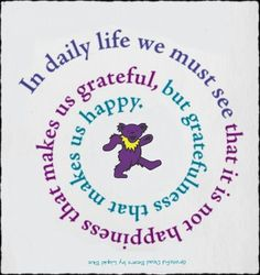 Grateful Dead #happiness
