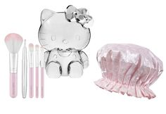 Hello Kitty Beauty Acessories and Tools, Sanrio
