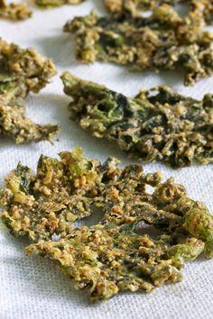 My Paleo Marin : Krispy Kreme Kale Chips
