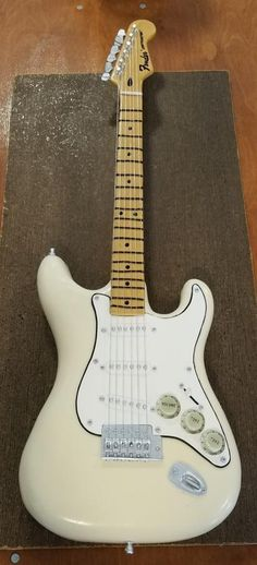 Fender Stratocaster Guitar Grooms Cake by Cakes ROCK!!!