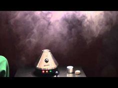 Review from the Vape Critic...Dense Vapor Cloud from the Volcano Vaporizer  #vaporizer review #Volcano vaporizer #best vaporizer