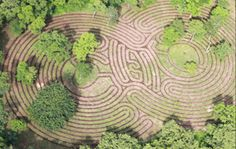 The Tamarindo Labyrinth, Costa Rica