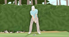 Golf Swing Basics: The Fundamentals You Need to Know - The Left Rough Big Muscles, Core Muscles, Club Face, Muscle Memory, Golf Instruction, Golf Tips For Beginners, Golf Lessons, Play Golf, Golf Ball