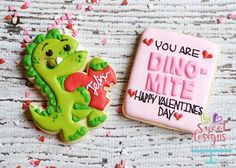 27 Best Punny Valentine S Day Cookies Images In 2019