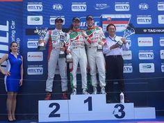 Wtcc : Honda et Monteiro s'imposent (Slovaquie, course 1)