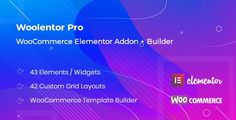 Buy WooLentor Pro – WooCommerce Page Builder Elementor Addon by codecarnival on CodeCanyon. WooLentor Pro is a WooCommerce Page Builder Addon for Elementor Page Builder. WooCommerce Builder is included in thi. Page Template, Templates, Dynamic Solutions, Web Page Builder, Grid Layouts, Professional Website, Wordpress Plugins, Wordpress Free