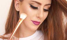 Princesas esse é o mais novo Pincel de Contorno Rose Gold! Site para compra: www.marimariamakeup.com #fashion #vogue #fashionblog #bffgoals #gorgeous #goal #girl #photooftheday #beauty #nailart #instapic #instalike #instalove #streetstyle #outfit #style #stylish #ootd #adidasoutfits #webstagram #fashionblogger #blogger #hudabeauty #instadaily #popularpic #eyemakeup #makeup #adidas #zara #hairgoals