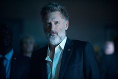 Bill Pullman in Independence Day Resurgence