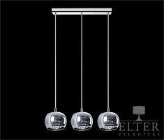 Lámpatípusok - Beltéri világítás - Függeszték - Zuma Crystal függeszték