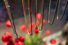 pendant by #braccialetticoncepts Unique Necklaces, Incense, Pendants, Pendant Necklace, Hang Tags, Pendant, Charms, Drop Necklace