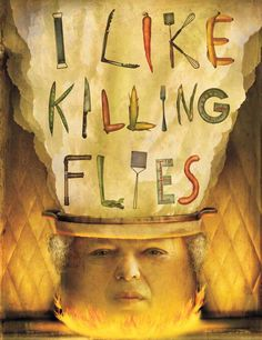 Brain Fart Films: I Like Killing Flies