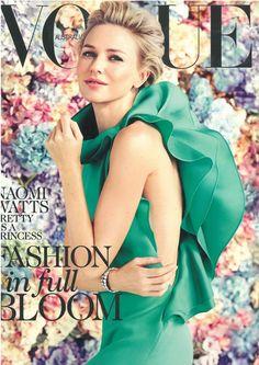Gucci Cover -Vogue Australia, February 2013