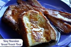 Mommy's Kitchen: King's Hawaiian Bread French Toast