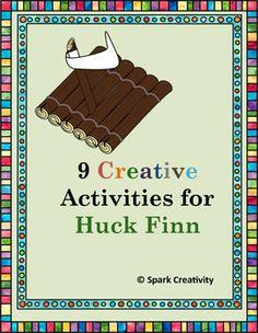 essays for huckleberry finn