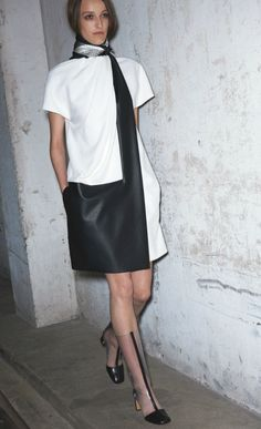 Phoebe Philo. Celine 2013 Resort collection.