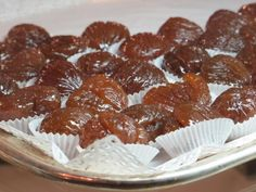 Is there something better, after dinner in a cold winter night, than eating a marron glaces? I already know your answer, two are better than one.... | http://italian-traditions.com/recipes/marrons-glaces-cuneo/