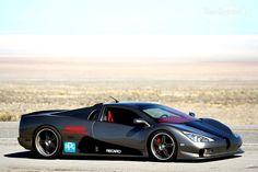 2012 Fastest Car in the World - SSC Ultimate Aero TT