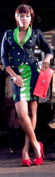 Latest African Fashion, African Prints, African fashion styles, African clothing, Nigerian style, Ghanaian fashion, African women dresses, African Bags, African shoes, Nigerian fashion, Ankara, Aso okè, Kenté, brocade etc.~DK