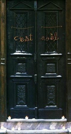 Doors  / Merry Christmas