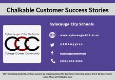 Chalkable Customer Success Stories: Sylacauga City Schools and Professional Learning