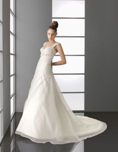 Aire Barcelona Bridal Gown Style - Prosa