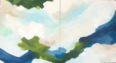 The greatest díptico 180x100cm . . . . .  #abstractart  #arte #arteabstracto #abstracto #abstract #art #decoracion #decor #interiorismo #deco #interiordesign #interior  #painting #commision #colorfull #cuadrosporencargo  #artcollector #twitter